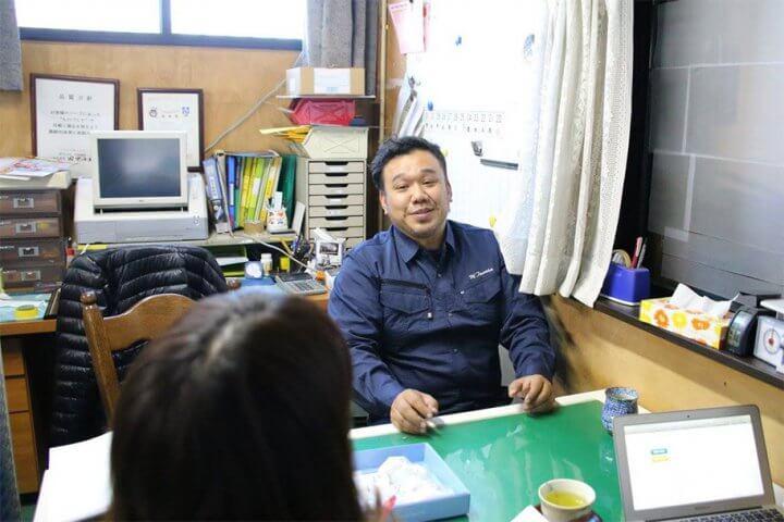 株式会社田中鋳物工場田中さま
